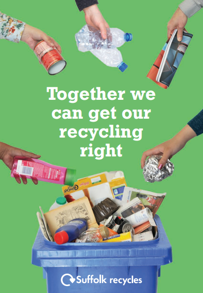 Together we can get our recycling right leaflet - click to download