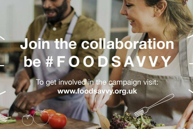 Join the collaboration to get Food Savvy